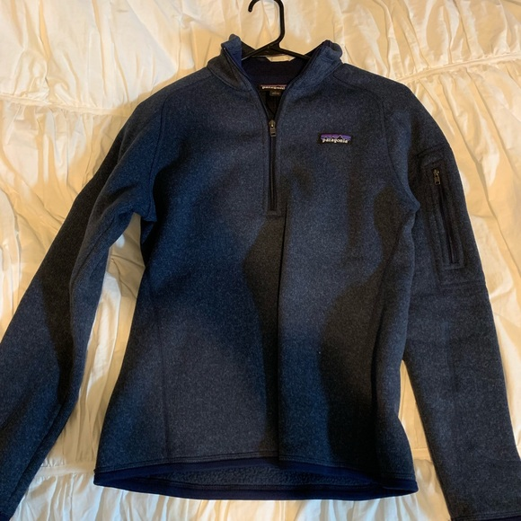 Navy Blue Women's Patagonia Better Sweater